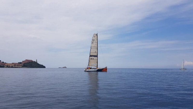 Different Sailing Team di Crossing Routes