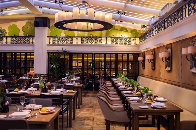 Novikov Restaurant & Bar Londra
