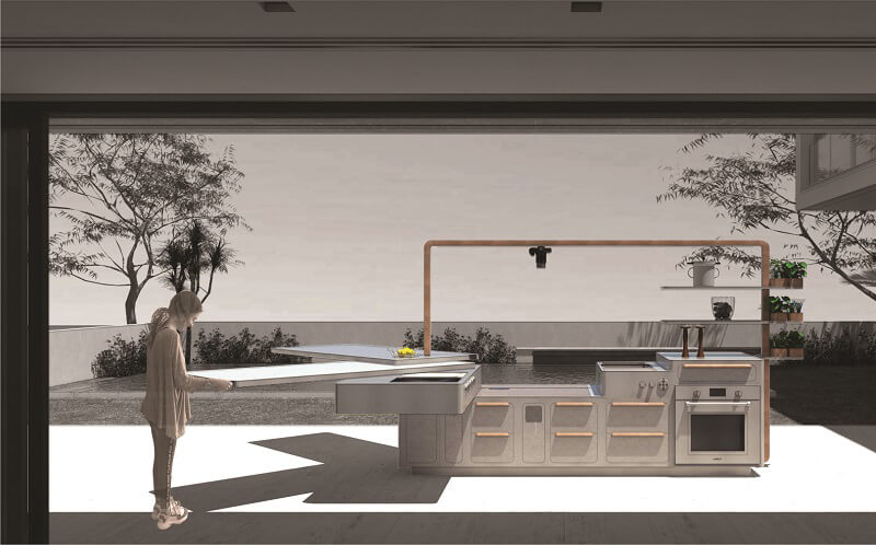 Conviviality 4 Kitchen and Modern Living