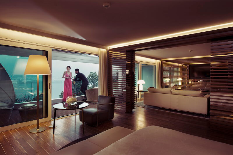 Boutique Hotel The View Lugano