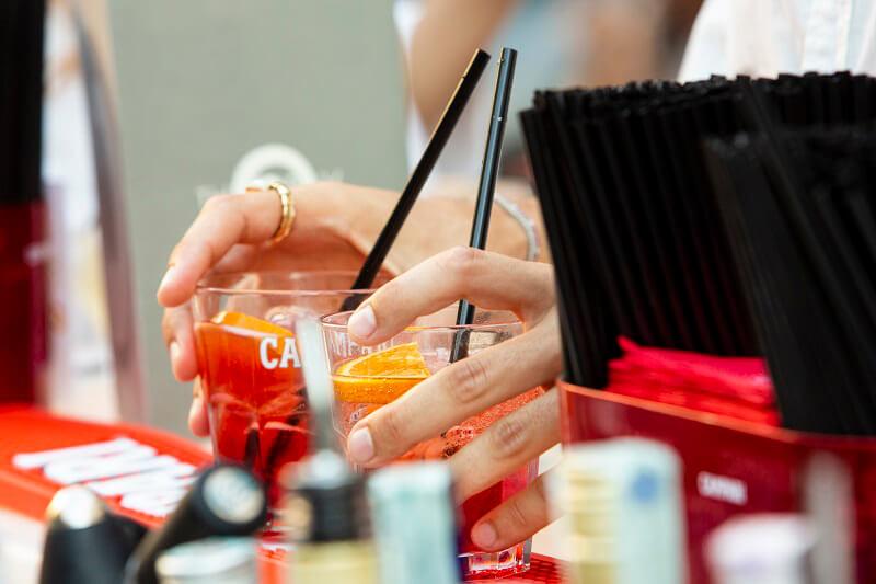 Cocktail Milano Torino 1958