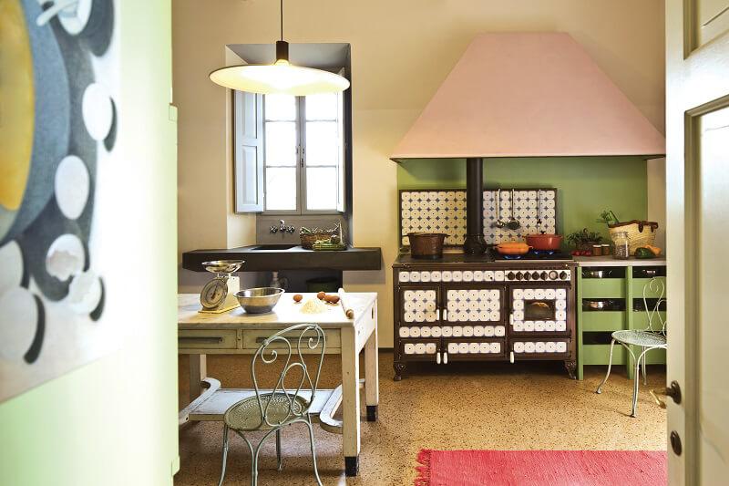 Cucina Borgo Antico by J.Corradi