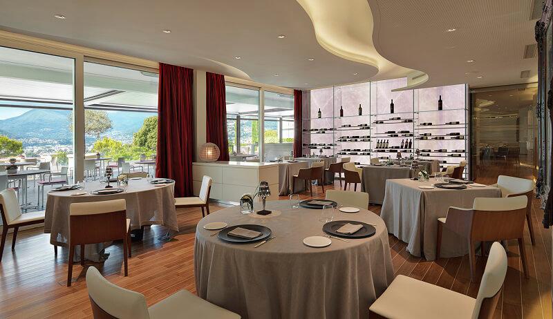 Andrea Aprea al THE VIEW Fine Dining Restaurant