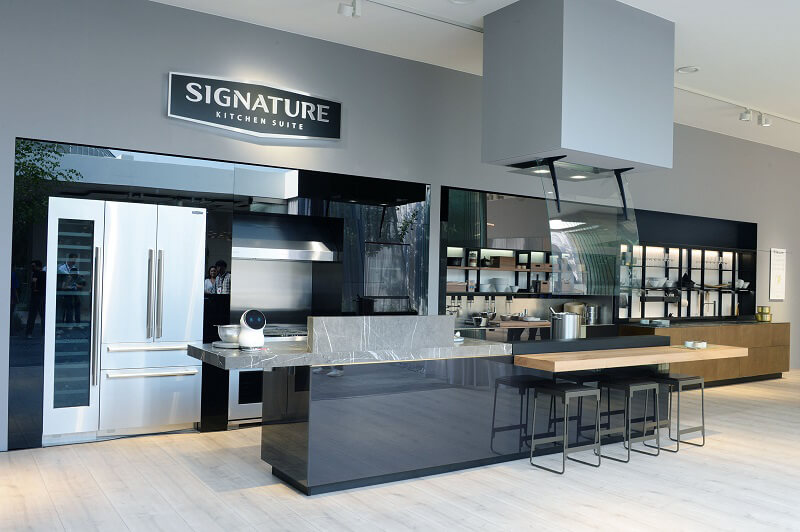 Valcucine Signature Kitchen Suite