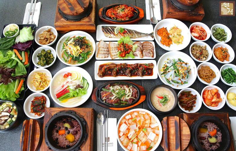 Sapori dalla Corea