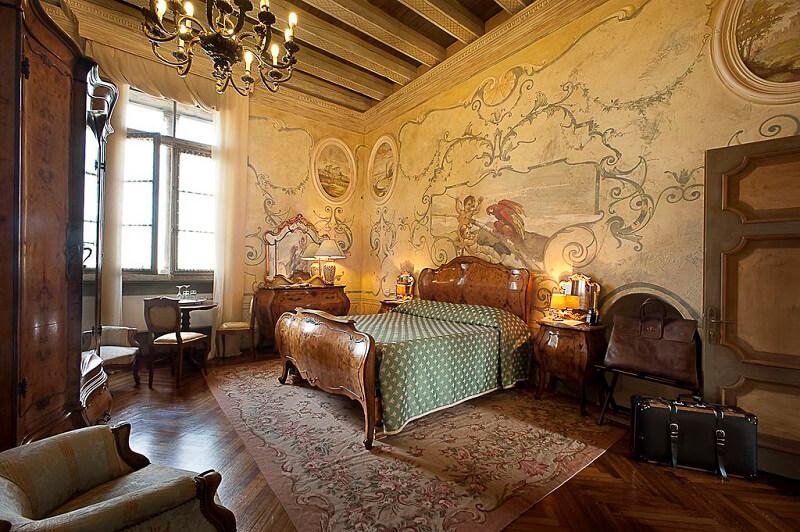 Castello infestato Castello Bevilacqua