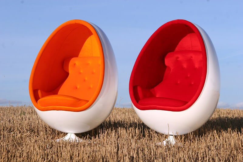 Ovalia Egg Chair Arredi Gourmet