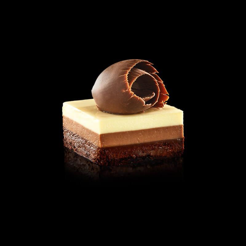 Tris Day Ernst Knam Mono Mousse ai tre cioccolati