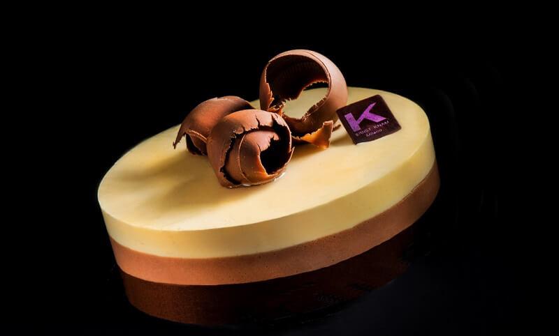 Tris Day Ernst Knam Torta Mousse ai tre cioccolati