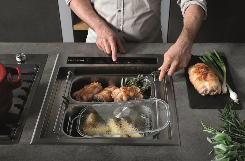 Scuola di cucina KitchenAid