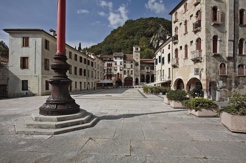 Prosecco Superiore Piazza Flaminio - Vittorio Veneto