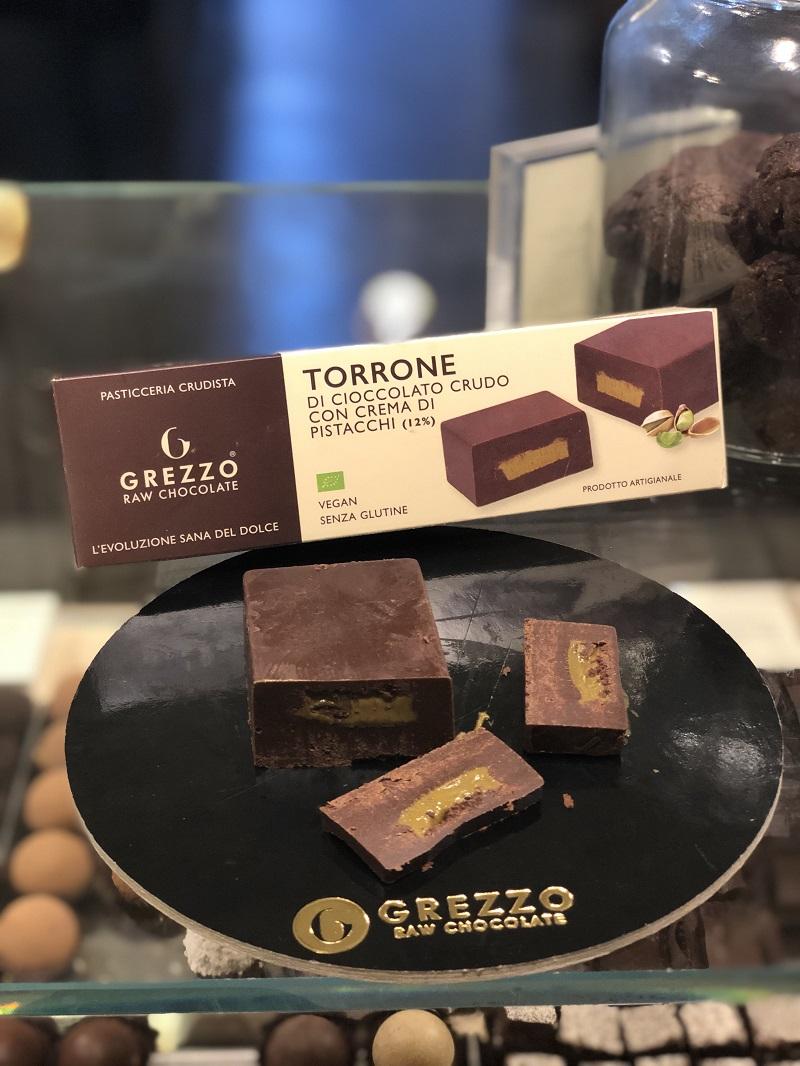 Torroni Grezzo Raw Chocolate