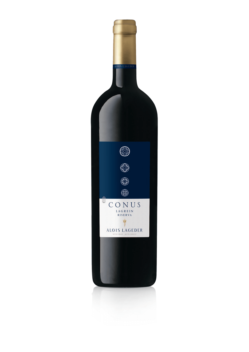 Vino rosso Conus Lagrein Riserva Alois Lageder 2016