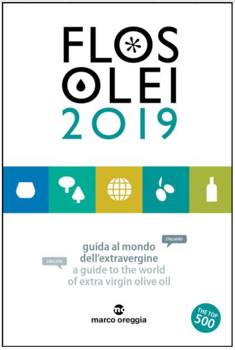 Un libro in regalo Flos Olei 2019