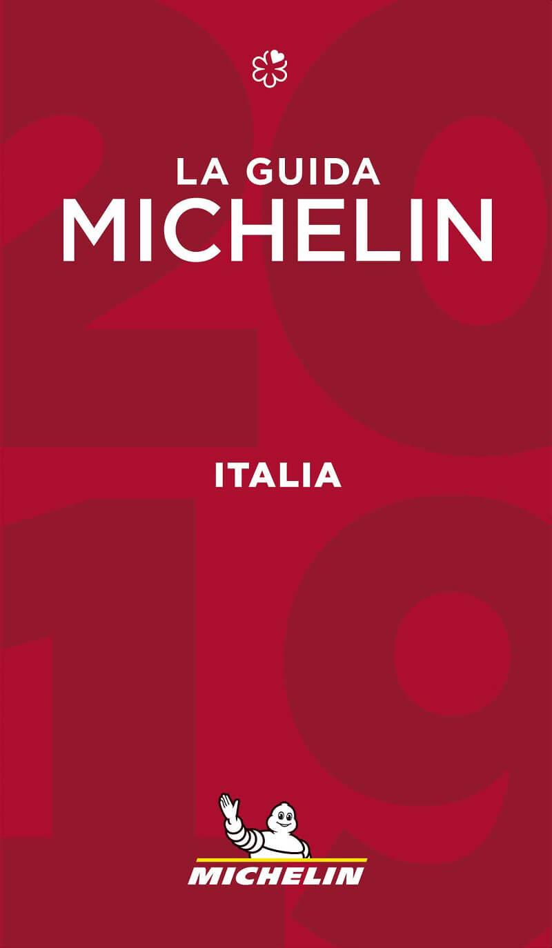 Un libro in regalo Guida Michelin 2019