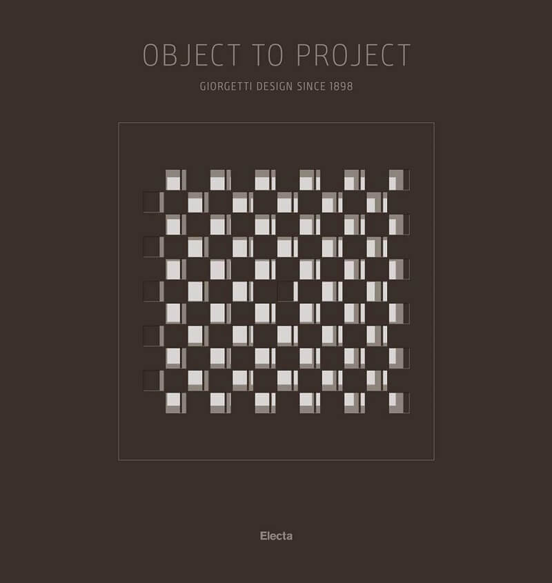 Libri di design Object to project
