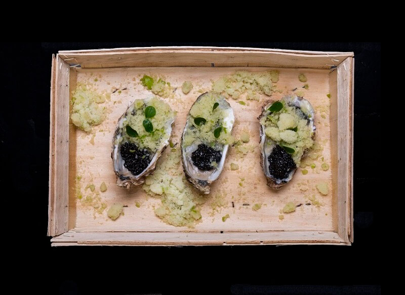 Ricetta per le festività chef Massimo Livan