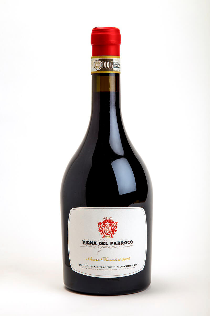 Vino rosso Vigna del Parroco 2016 Ferraris