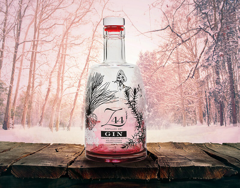 Natale Gourmet Gin Roner Limited Edition