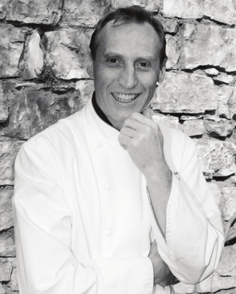 Antonio Ghilardi Gualtiero Marchesi World Tour