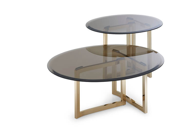 Fendi Casa Ford coffee tables