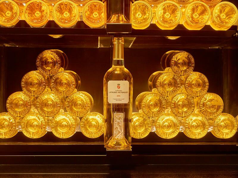 Barrique di cristallo Lalique