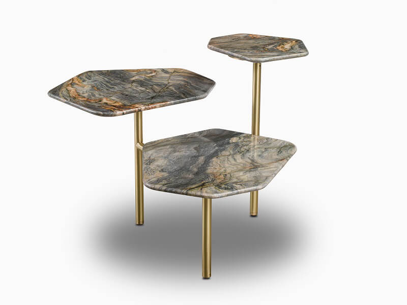 Clan Milano small table Molecole