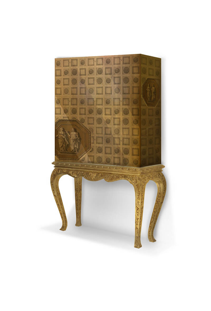 Collezioni Jumbo Collection Etruria Cabinet