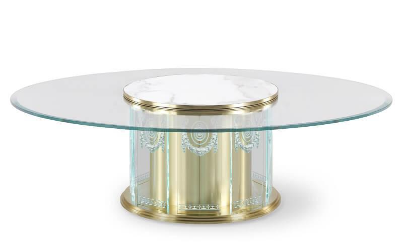 Collezioni Jumbo Collection Fuji Central Table