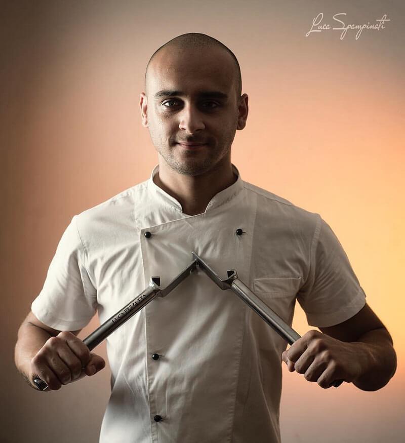 Luca Pezzetta Chef Bizzarri 2019