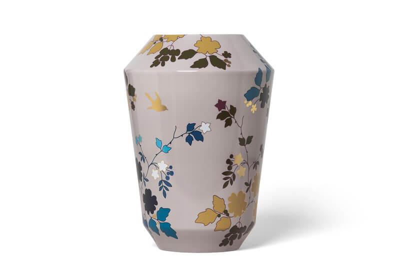 Sieger by Furstenberg Luna vase Paradise