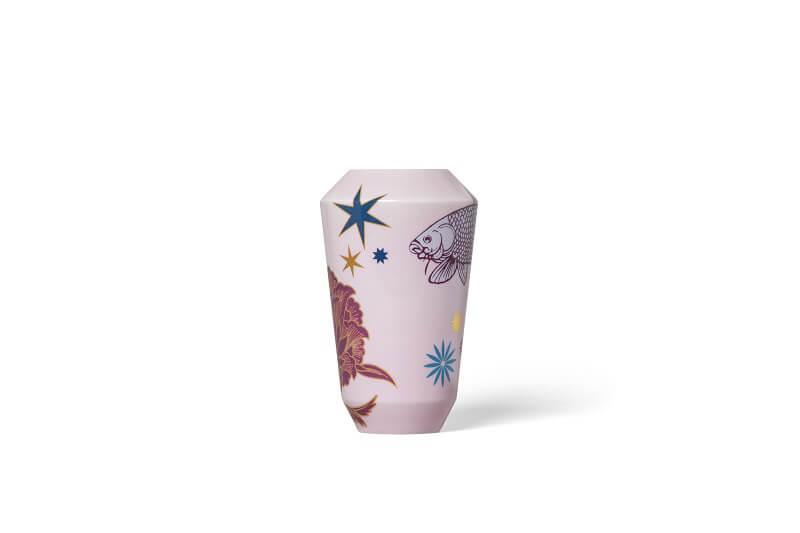 Sieger by Furstenberg Luna vase Wonderland