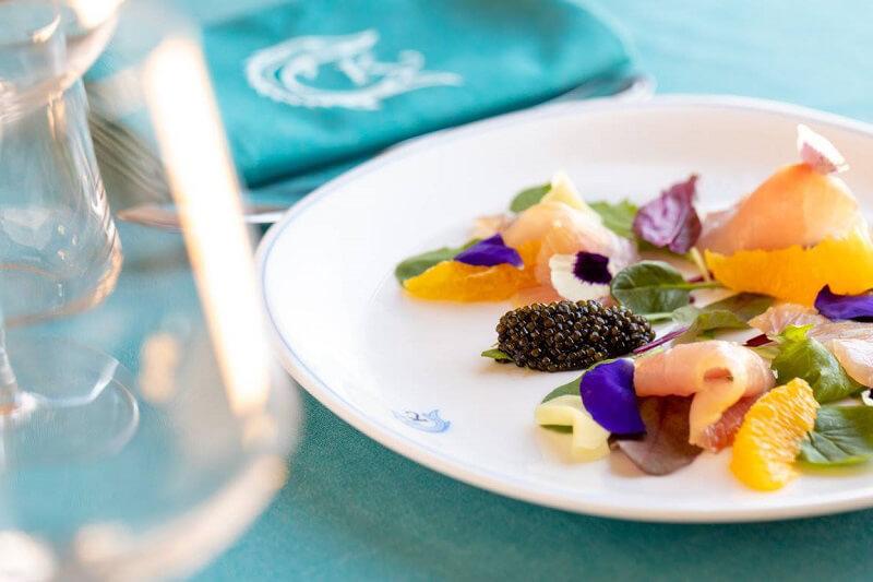 Caviar Kaspia Roma