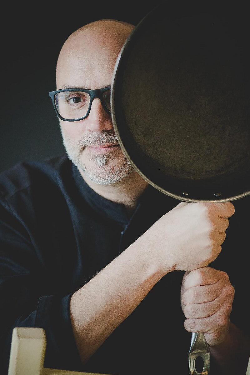 Chef David Marchiori Osteria Plip Mestre