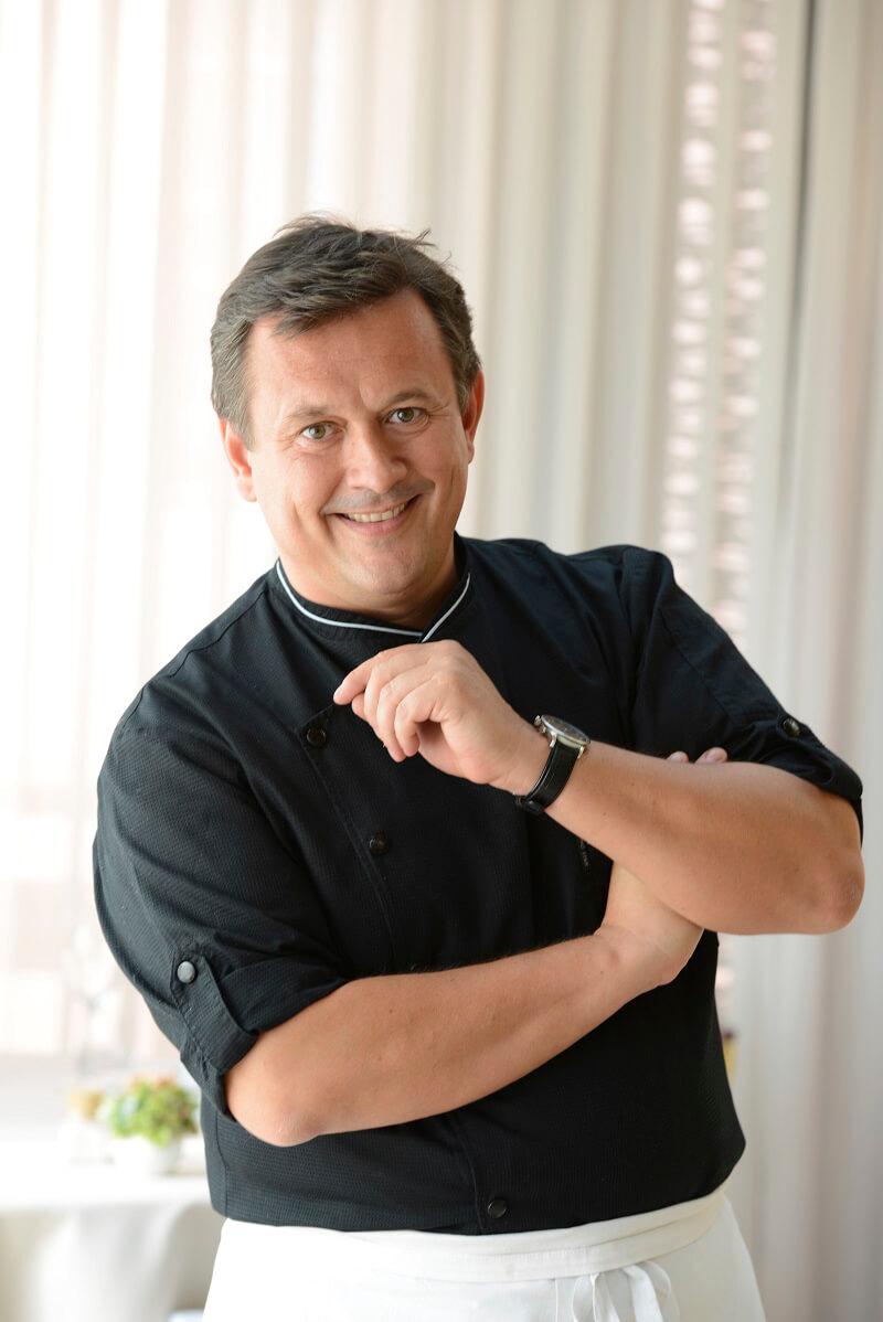 Chef Emanuele Scarello