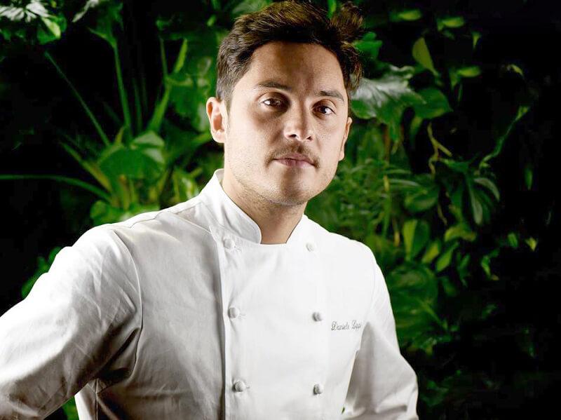 Cucina stellata chef Daniele Lippi Sina Chef Cup Contest