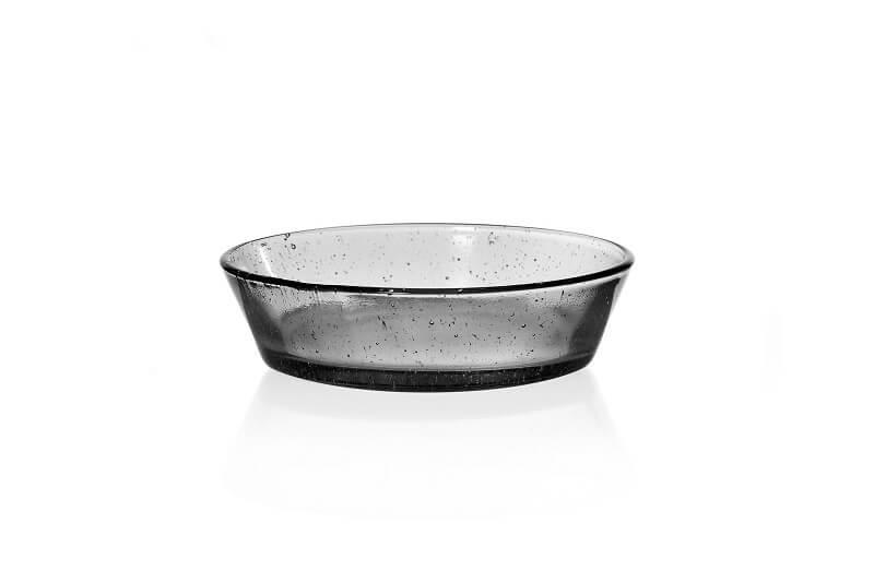 Grey cup Bollo by Federico Angi Accessori per la tavola Ichendorf Milano