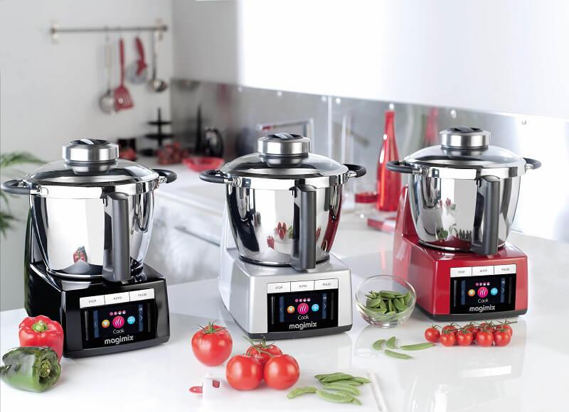 Robot Chef Cook Expert Magimix 3 colors