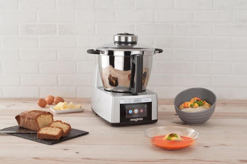 Robot Chef Cook Expert Magimix