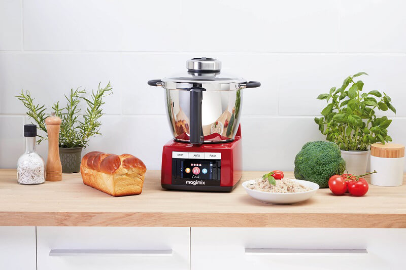 Robot Chef Cook Expert Red Magimix