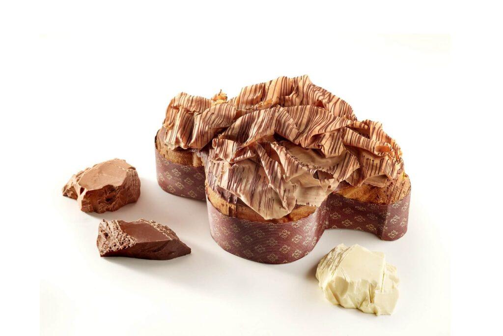 Colomba ai Tre cioccolati Sal De Riso