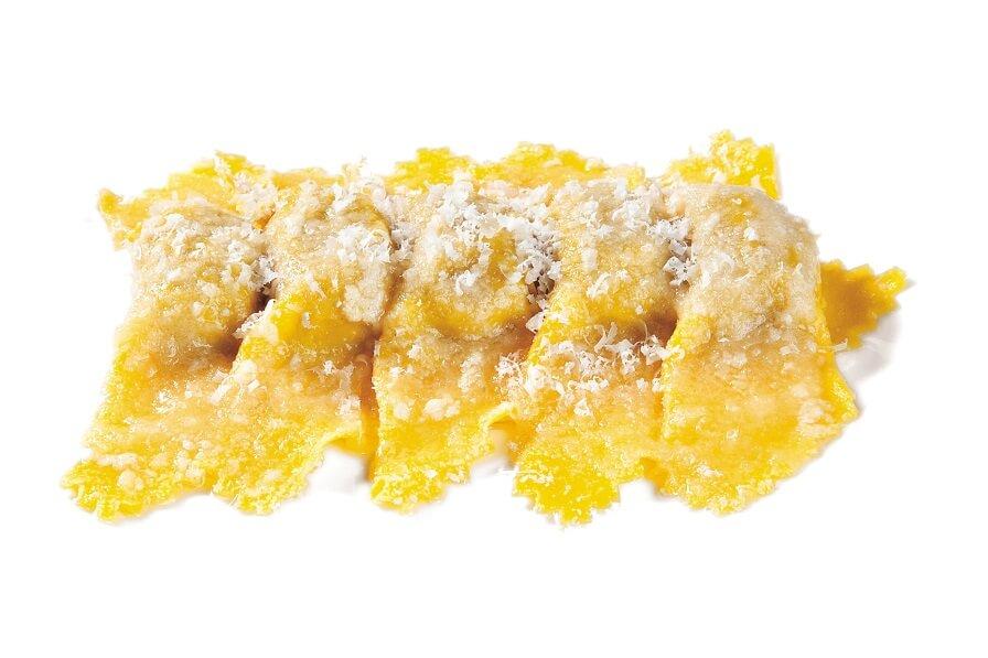 Tortelli di zucca Nadia Santini