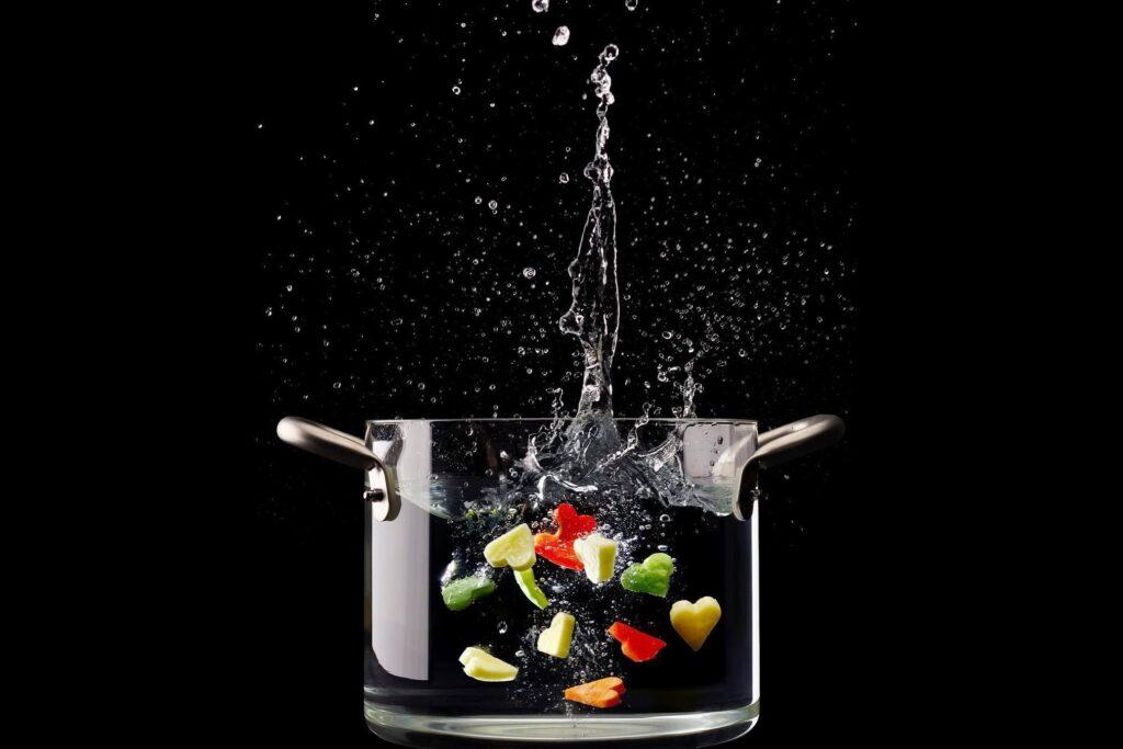 knIndustrie Glass Pot
