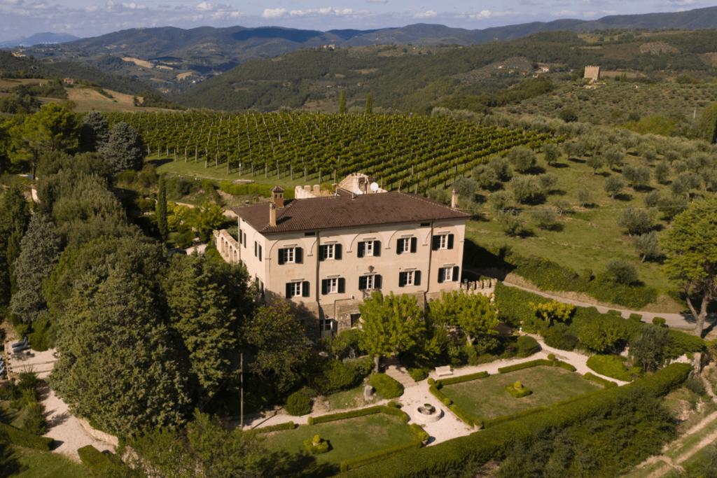 La Ghirlanda Wine Resort Sagrantino